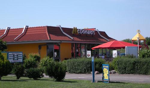 Mc Donalds Schwerin