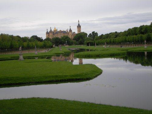 Schweriner Schlossgarten (Foto: M. Michels)